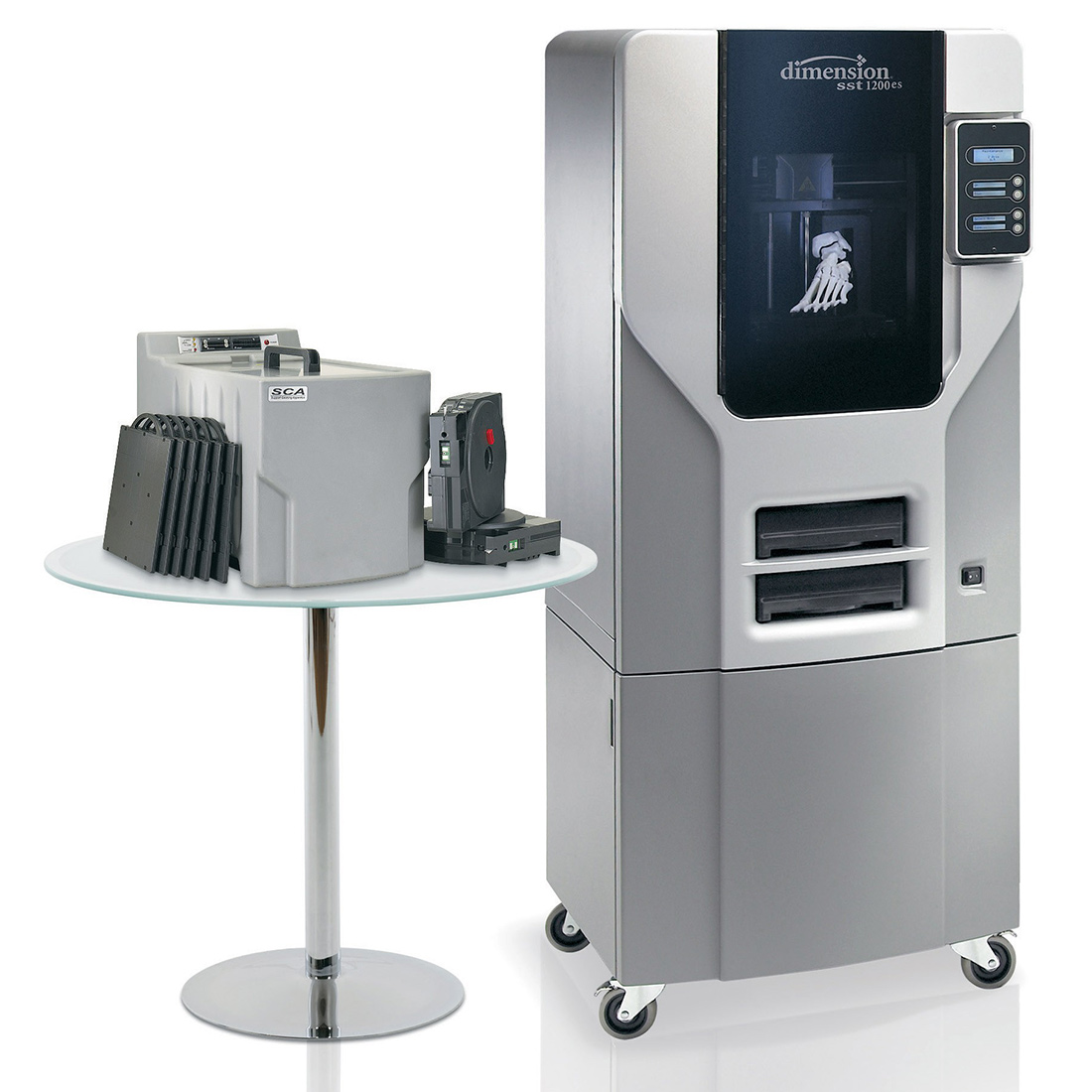 3D Printing Capabilities